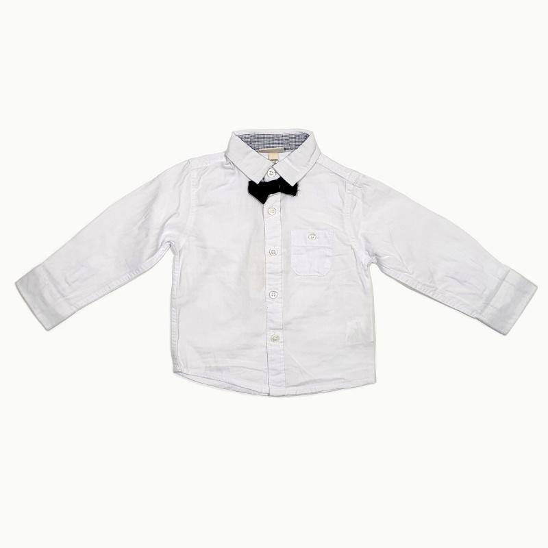 پیراهن استین بلند پسرانه | FAGOTTINO