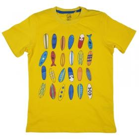 تیشرت یقهگرد پسرانه | COOLCLUB