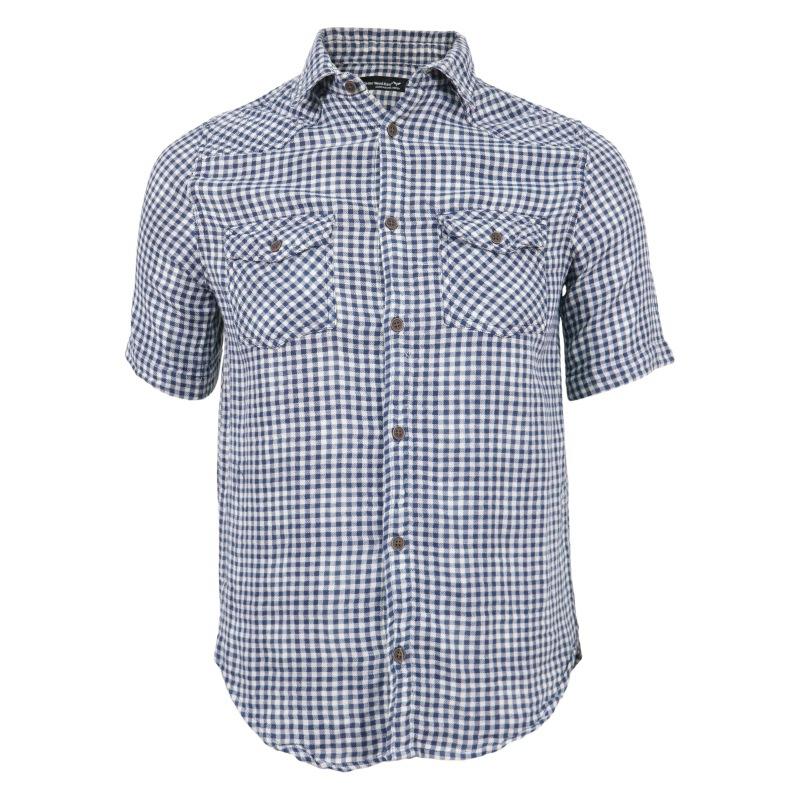 پیراهن آستین کوتاه مردانه | CEDAR WOOD STATE
