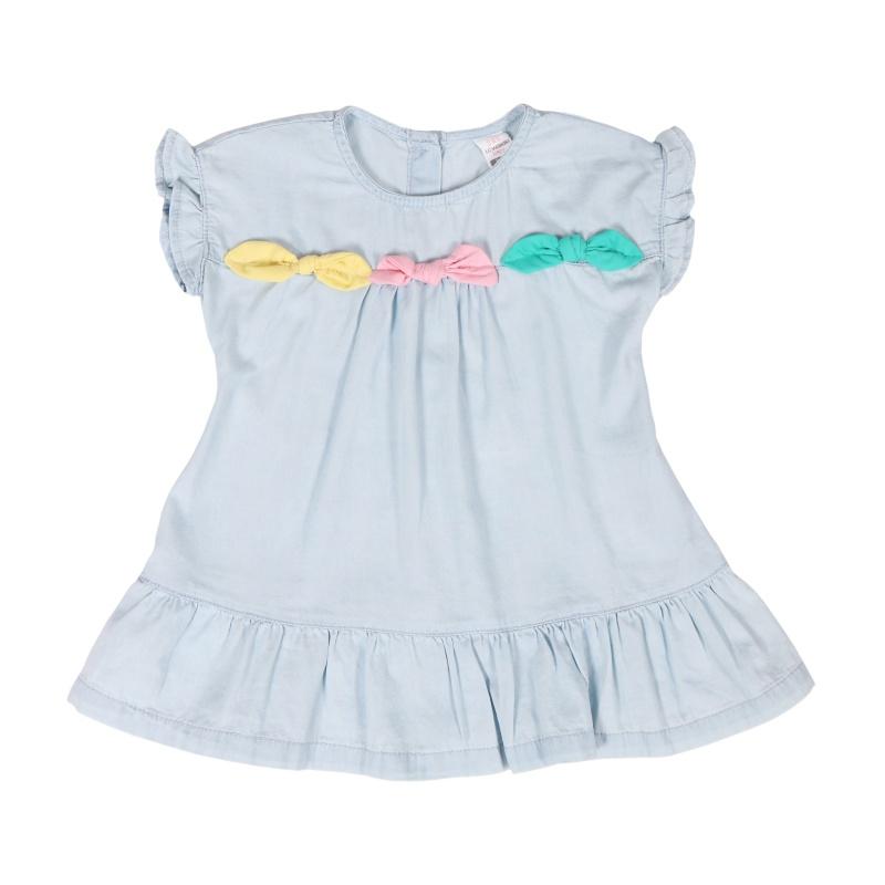پیراهن دخترانه ال سی وایکیکی | LC WAIKIKI