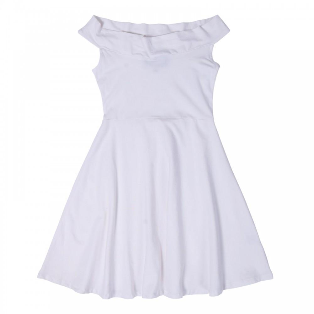 سارافون سفید بچگانه | SKILL