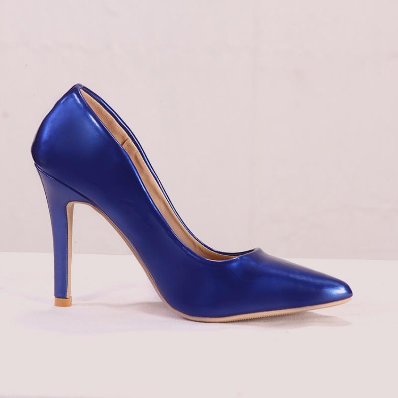 کفش پاشنه بلند زنانه جلو بسته جوتی | Jutti
