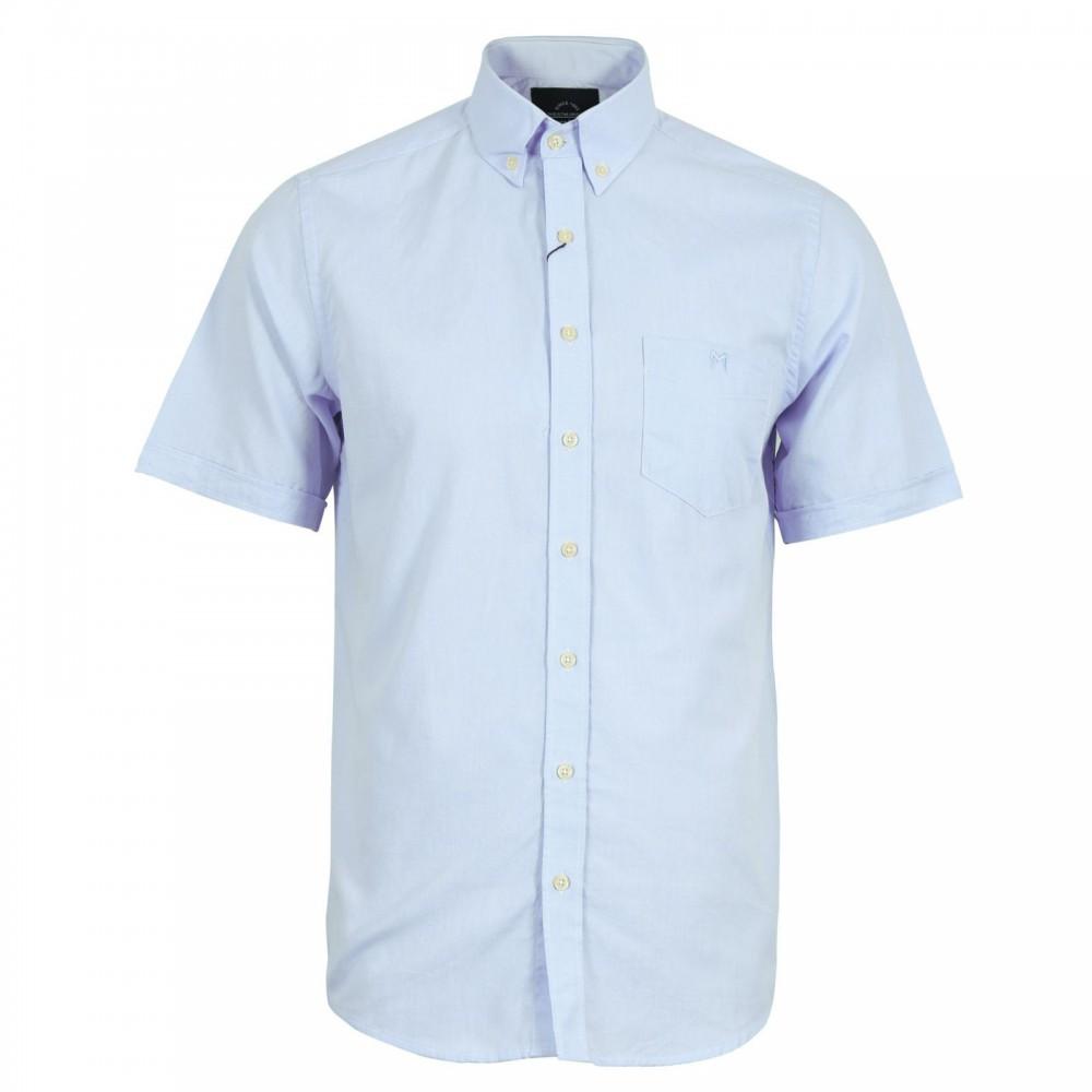 پیراهن آستین کوتاه جیبدار مردانه