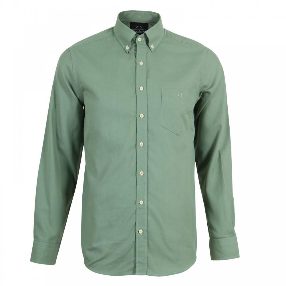 پیراهن آستین بلند مردانه مترس بنو | Meters/bonwe