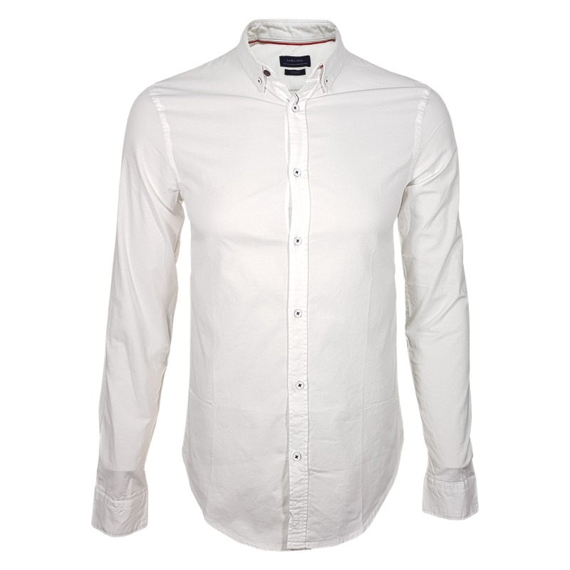 پیراهن آستین بلند مردانه | ZARA